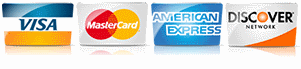 Payments with credit cards for replacement of windows and doors for hurricane protection